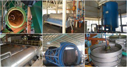 High Quality Palm-oil Machinery with Price