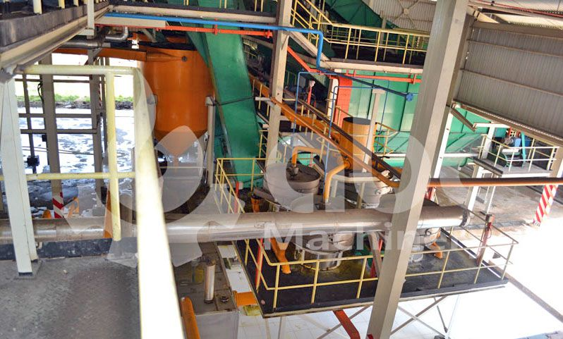 clarification of plam oil processing plant for fully oil mill solution