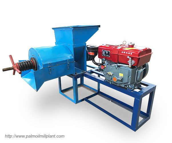 diesel small palm oil press machine