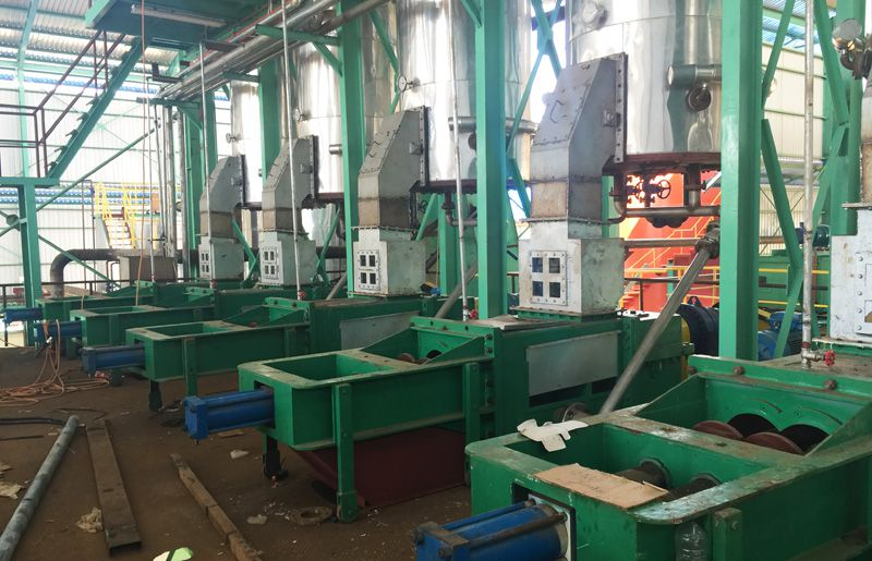 palm oil digester equipment at low cost from leading palm oil mill supplier