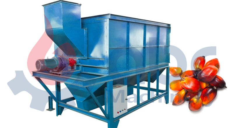 palm fruit thresher at factory price