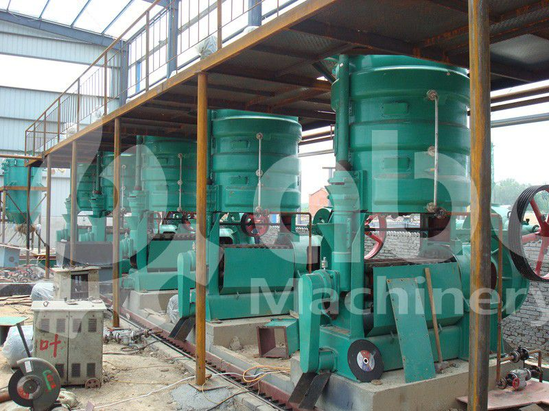 Best Palm Kernel Oil Extraction Plant Oil Mill Plant Design