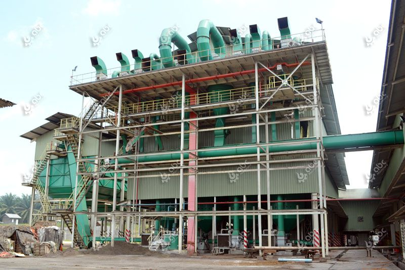 sucessful palm kernel oil extraction production plant  with cost-effective machines