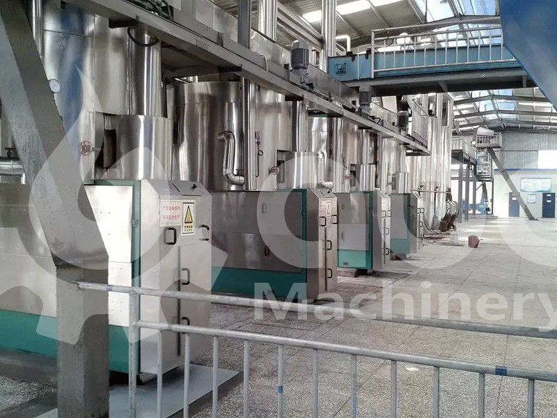 palm kernel oil mill project