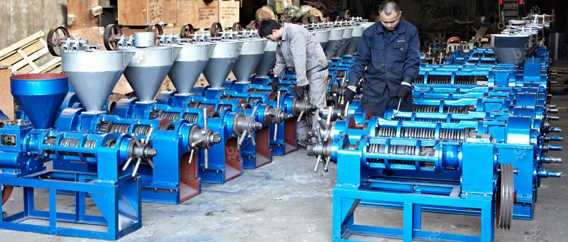 ABC Machinery, palm kernel oil processing machine manufactuerer