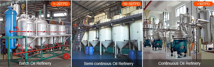 palm kernel oil refining equipment