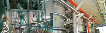 Palm Oil Digester Machine & Palm Fruit Digester Machine