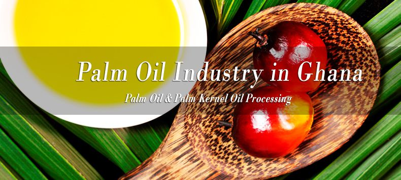 palm oil industry in Ghana