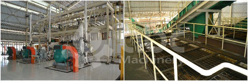 palm oil mill refinery supplier with good price discount