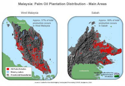 What's the Cost of Establish Palm Oil Refinery in Malaysia?