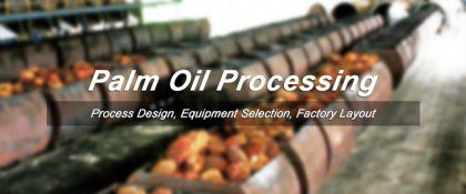 Small to Medium Scale Palm Oil Processing Mill