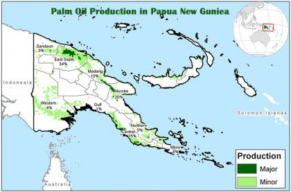 Why Choose Papua New Guinea to Start Palm Oil Processing Business?