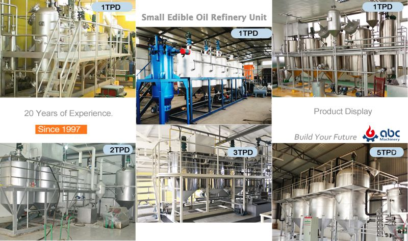 small scale palm oil refinery mill in kenya