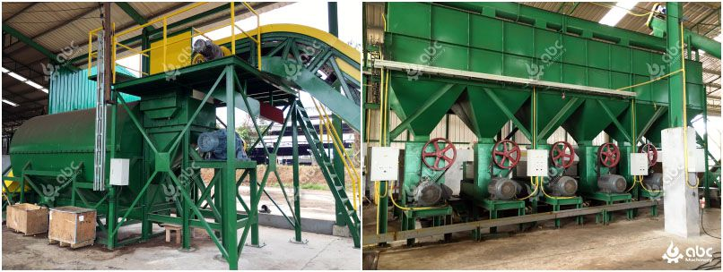 setup small palm oi mill company cost