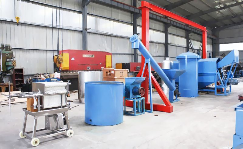 small capacity palm oil mill plant for sales