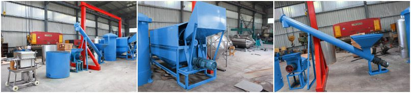 comelete small scale palm oil processing equipment