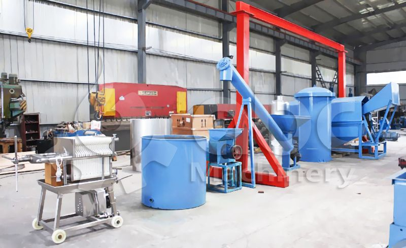 small palm oil presser production line for sale