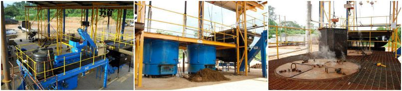 small scale palm oil process mill