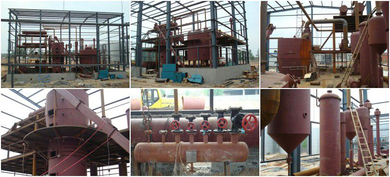 solvent extraction oil mill plant