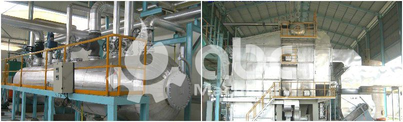 palm oil refinery manufacturer - ABC Machinery